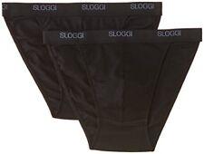 Sloggi Hommes Basique Slip Pack 2 94 coton 10020417 Culottes Tailles 30 - 38 34 (uk M)