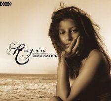 Razia Said - Zebu Nation [New CD] Digipack Packaging