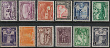 British Guiana 1938-1952 SC 230-241 Set LH CV $88.95 - George VI
