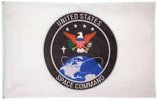 United States Space Command Force Flag Military Us Usspacecom 3x5ft banner