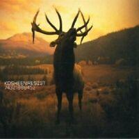 "KOSHEEN ""RESIST"" CD NEW+"