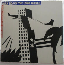 Max Roach Duos With Archie Shepp And Anthony Braxton ‎– The Long March 4LP Set