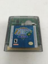 Legend of Zelda: Oracle of Ages  (Nintendo Game Boy Color, 2001) Authentic WORKS