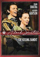 The Kissing Bandit - Frank Sinatra Kathryn Grayson Ricardo Montalban - DVD FS