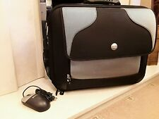 Genuine Dell Laptop Bag/Carry Case & Mouse