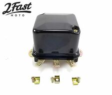 6 Volt Voltage Regulator Harley Panhead Knucklehead Hummer Replaces 74510-47A