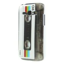 Hardcase Hülle Samsung Galaxy Ace 3 LTE GT-S7275 CASSETTE Musik-Kassette Cover