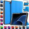 "Leather Magnetic Case Cover For Samsung Galaxy Tab A6 10.1"" Inch SM-T580 SM-T585"