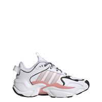 Adidas Magmur Runner W Sneaker Donna EG5435 Ftw Wht Greone Glopnk