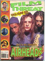 Film Threat Magazine 17 August 1994 Airheads Adam Sandler Brendan Fraser