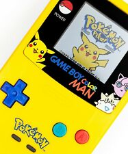 *SOLD OUT* GAME BOY COLOR MAN MIDWEST EMBEDDED SPECIAL PIKACHU EDITION CONSOLE