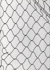 OLD  EAST ANGLIAN DRIFT NET 2.5 meters By 1.75 meters 35mm mesh BLACK