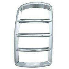 This Fits The Chevy Tahoe / GMC Yukon 2000-2006 ABS Chrome Tail Light Bezels