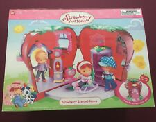 "STRAWBERRY SHORTCAKE BAN DAI BANDAI  ""SCENTED HOME"" MIB (Berry Happy) 2004"