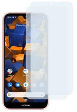 mumbi 2x Folie für Nokia 4.2 Schutzfolie klar Displayschutz Handy Displayfolie