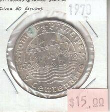Sao Tome e Principe St Thomas & Prince - 50 Escudos 1970 Circulated