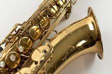 205,xxx Selmer Mark VI Tenor Saxophone, Fresh Overhaul, 93% Original Lacquer