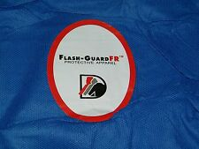 Daniels Safety Flashguard FR Flame Resistant Coveralls elastic blue  Size 2XL