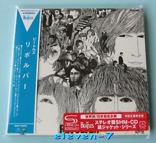 THE BEATLES Revolver JAPAN mini lp CD SHM 1st Press red sticker