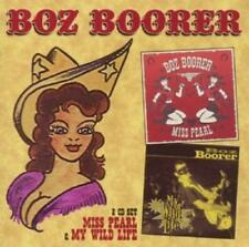 Miss Pearl/My Wild Life - Boz Boorer - 2CD - Neu!