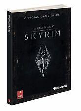 Elder Scrolls V: Skyrim : Prima Official Game Guide by David Hodgson (2011,...