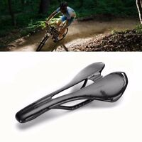 Full Carbon Fiber Mountain Road Bike Cycling MTB Saddle Bicycle Racing Seat