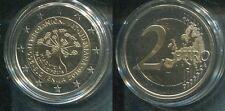 SLOWENIEN 2010 - 2 Euro in PP - BOTANISCHER GARTEN