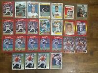 Cal Ripken Baseball Card Lot