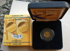 Finland 2005 IAAF World Championships 20 Euro Gold Coin,Proof