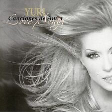 Canciones de Amor de Yuri by Yuri (CD, Nov-2006, Sony BMG)