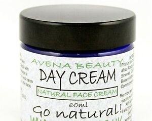 Avena Moisturising Day Cream. Completely Natural Face Cream 60ml