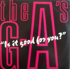 GAs - Is It Good For You - VINYL LP