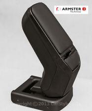 VW VOLKSWAGEN CADDY '04> / TOURAN '03> Armster 2 Armrest - BLACK TRIM