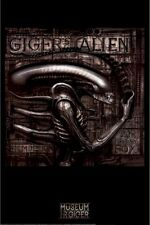 H R GIGER ~ GIGER'S ALIEN 24x36 FANTASY ART POSTER HR H.R. Movie NEW/ROLLED!