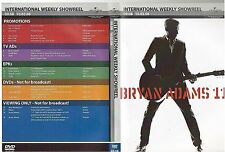 WEEKLY SHOWREEL 09.08 - DVD PROMO - BRYAN ADAMS duffy AMY WINEHOUSE