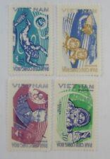 Viet-Nam SC #385-88 SPACE  MH stamp set