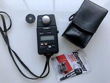 Minolta Auto Meter III Photographic Light Meter good working condition
