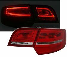 AUDI a3 sporback 8pa 8pa LED Feux arrières set 04-08 LED lumineuse smoke noir