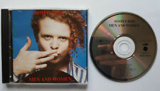 ⭐⭐⭐⭐  Men And Woman  ⭐⭐⭐⭐  Simply Red  ⭐⭐⭐⭐  10 Track CD ⭐⭐⭐⭐