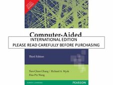 Computer-Aided Manufacturing, 3rd ed. by Tien-Chien Chang, Richard A. Wysk & Hsu