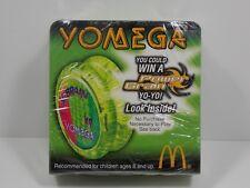 McDonalds 2000  Yomega K-9  X-Brain YO-YO GREEN NEW Sealed
