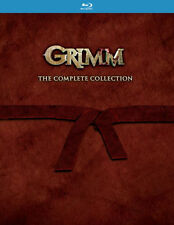 PRE ORDER: GRIMM: THE COMPLETE COLLECTION - BLU RAY - Region free