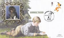 (26507) GB FDC Animal Tales Kipper Inkpen Hungerford 2006