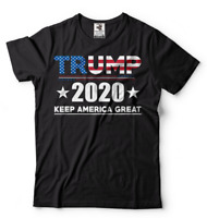 Keep American Great T-shirt Trump 2020 US Election Shirt Donald Trump shirt