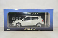 VW GOLF V 1K GTI WHITE 1:18 NOREV 188449 ULTRA RARE