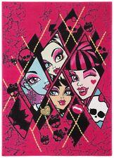 Kids Carpet Monster High black purple 95x133