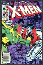 X-Men #191 - 1st App Of Nimrod - Spider-Man & Avengers App - Marvel (1985) VF