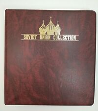 Soviet Union Russia Mystic Stamp Collection Years 1967 - 1973 W/ Souvenir Sheets