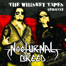 Nocturnal Breed - The Whiskey Tapes - Germany