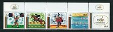 Turkmenistan Scott #22 MNH STRIP OLYMPICS 1992 Barcelona CV$7+